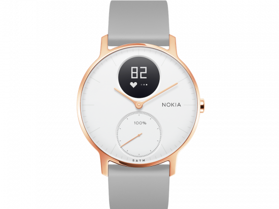 Nokia Steel HR, Rose Gold