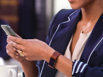 Fitbit Charge 2 kiegészítő bőrszíj